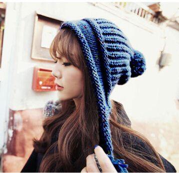 >> Click to Buy << Sphere knitted hat women's knitted hat autumn and winter ear protector cap #Affiliate