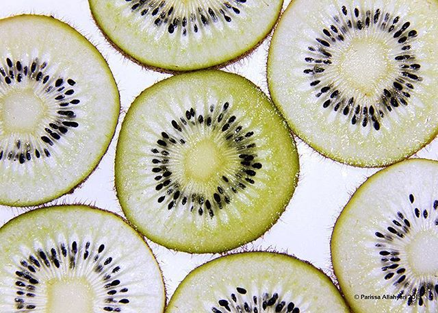 "From the set ""fruity""  #fruit  #fruits  #green #kiwi #slices #stilllife #still_life  #still_life_photography #fotisto  #foodphotography  #photo #fruity #fresh"