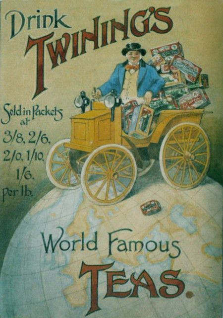 ♥ - we love this old poster - we will organise for all of them to come onto Pinterest x