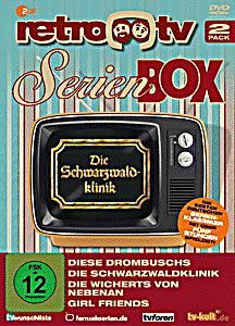Retro TV Serien-Box