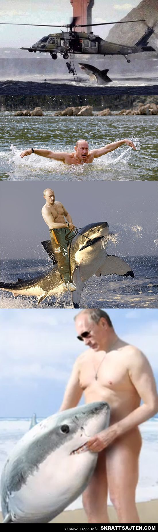 Putin vs haj