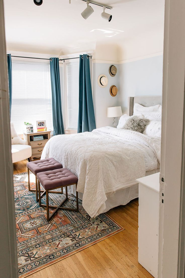 Good Julia Goodwinu0027s San Francisco Home Tour. Rug Placement BedroomFurniture ...