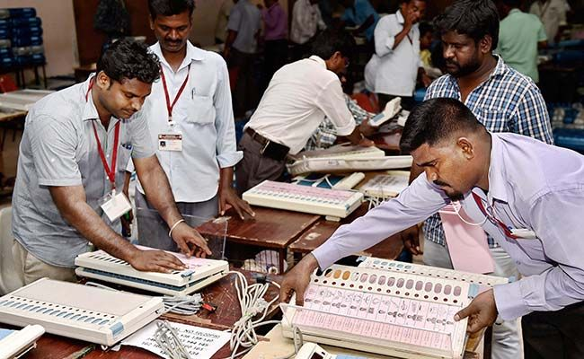 Chitrakoot Assembly By-Election Result Congress Leads BJP By 15000 Votes After Round 7 - NDTV #757Live