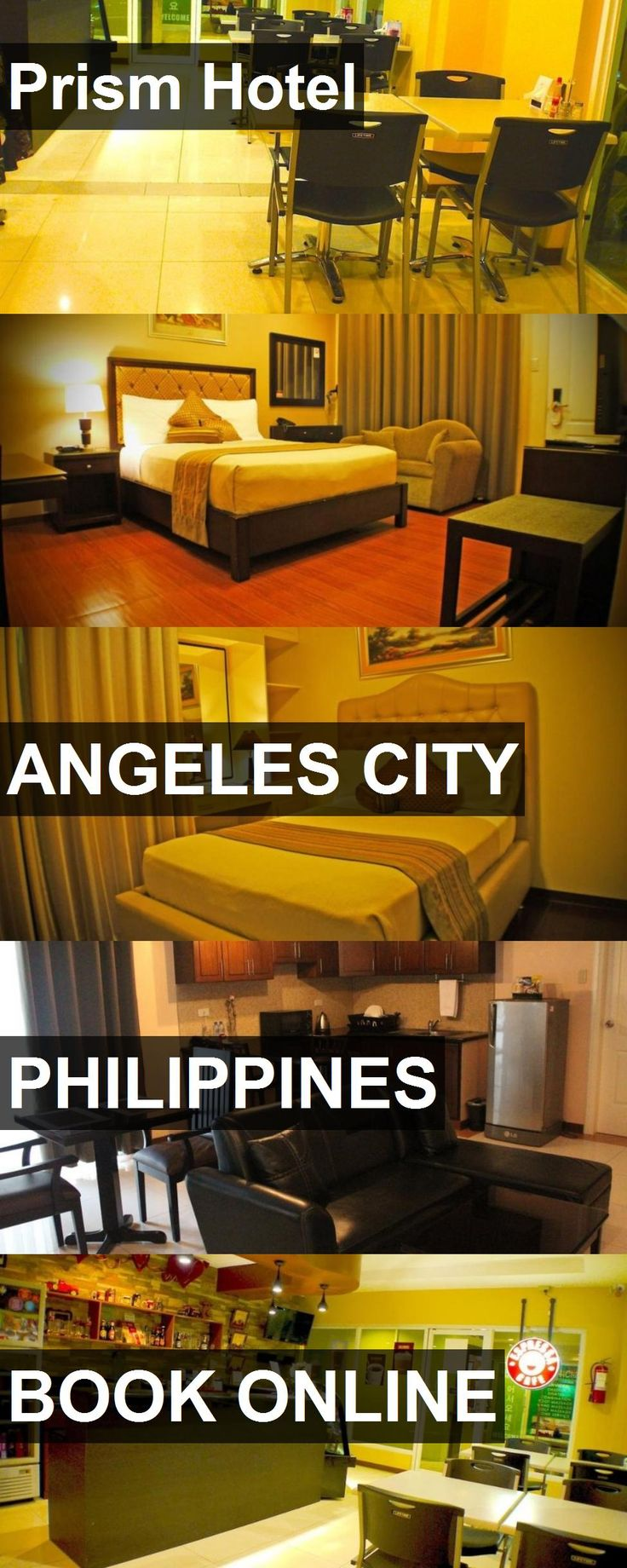 Prism Hotel in Angeles City, Philippines. For more information, photos, reviews and best prices please follow the link. #Philippines #AngelesCity #travel #vacation #hotel