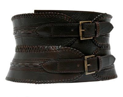Like Leathers: Leather belts
