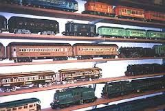 All about Standard Gauge Toy Trains #ToyTrains