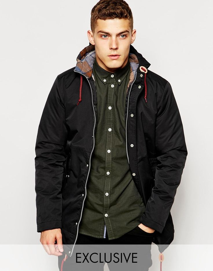 Minimum Parka with Hood EXCLUSIVE