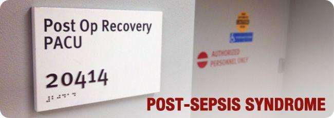 Sepsis - Post-Sepsis Syndrome