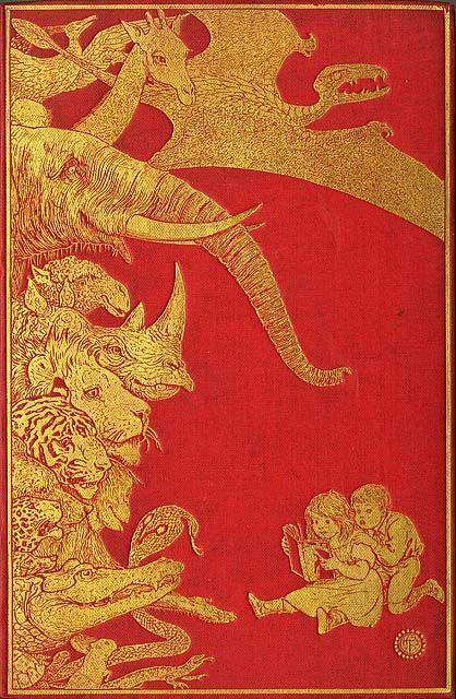 The Crimson Fairy Book, Andrew Lang ~ Visit diterlizzi.com