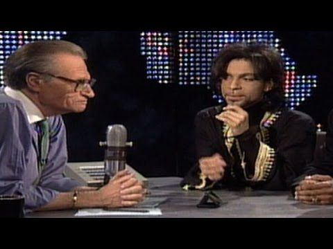 CNN: Prince Rogers Nelson's entire 1999 CNN interview (La...
