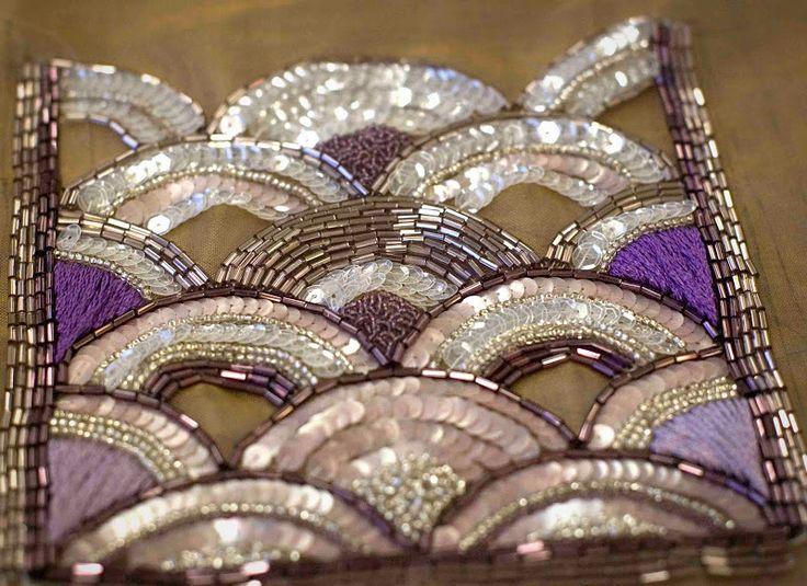 Joue avec des aiguilles: Mise en scène: Tambour perles Masterclass