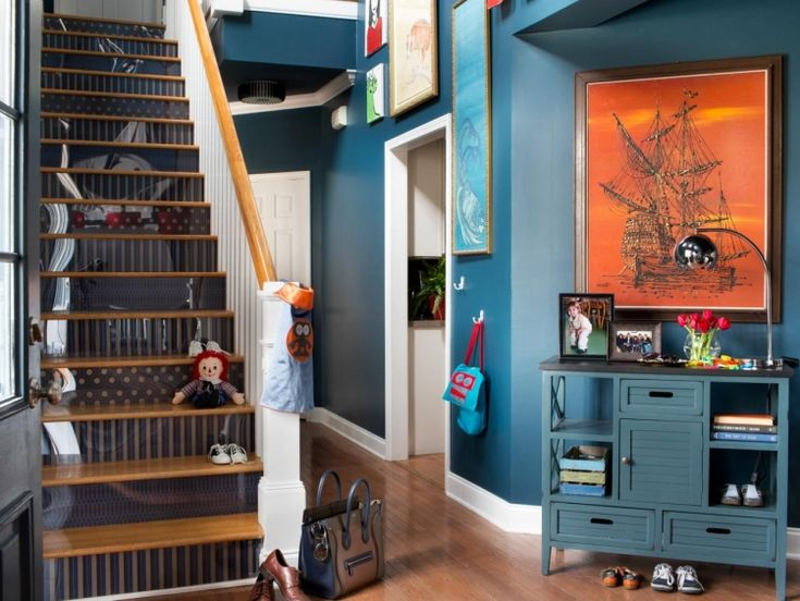 21 best Treppenhaus images on Pinterest Color combinations, Color