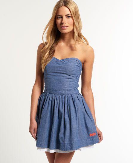 Superdry 50's Colour Dress