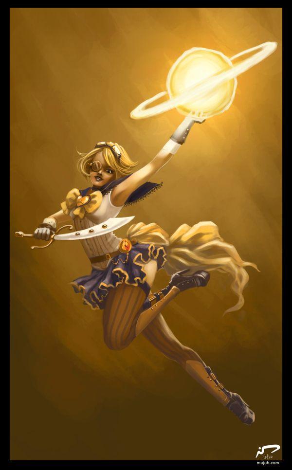 Hardcore Sailor Moon Revamp
