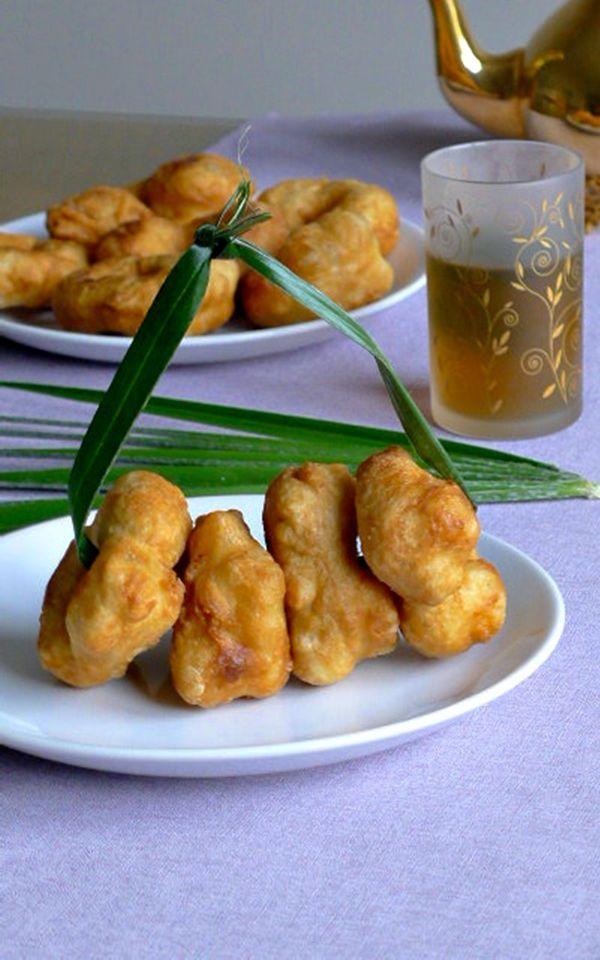 Sfenj - Traditional Moroccan Recipe | 196 flavors