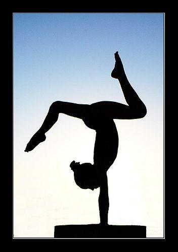 28 best gymnastics silhouettes images on pinterest Halloween Clip Art Pumpkin Carving Stencils