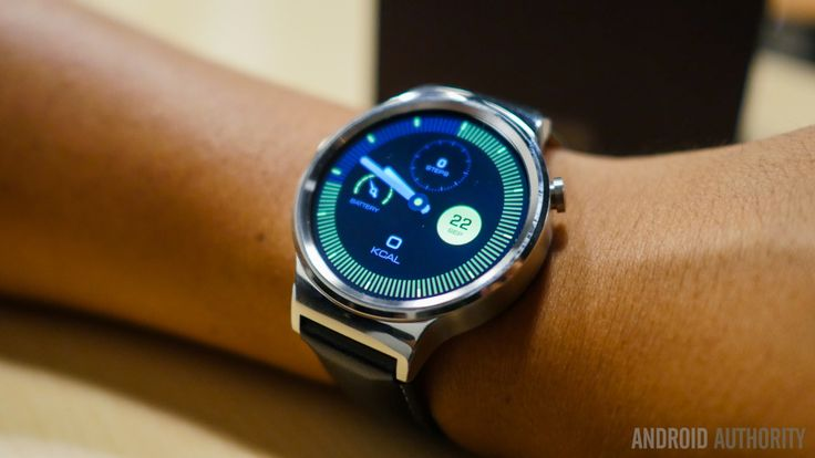 Best Android Wear watches (May 2016) | AndroidAuthority-Huawei Watch
