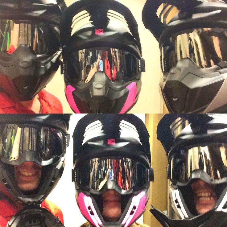 New modular MX helmet from CKX !! #ckxtitan