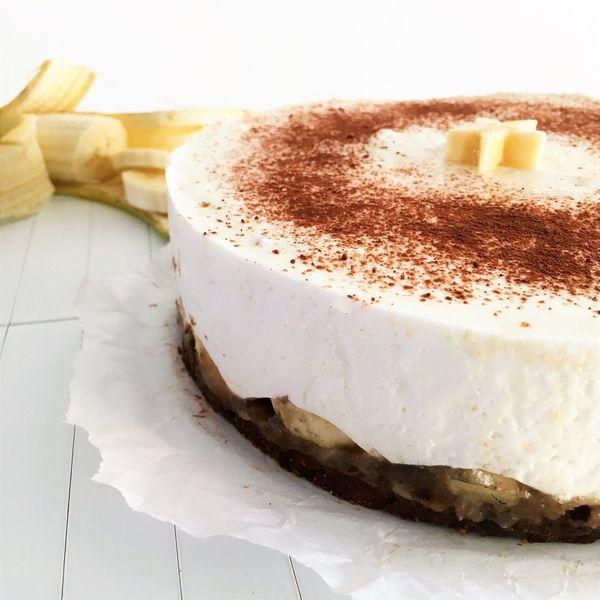glutenvrije taart, oh my pie, lactosevrij, gezond genieten, coeliakie, vegan, pie, cheesecake, boek, banaan, twist, kids, recept