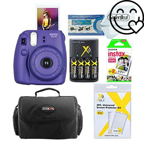 #wow The new, compact #INSTAX #Mini 8 color models preserve the ease of use and attractive design elements of the existing INSTAX Mini series. At the same time, t...
