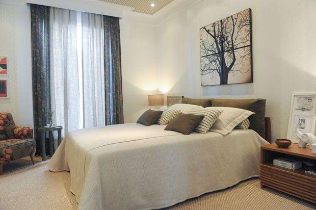 16 ideias de quartos para inspirar Mostra de decoração revela tendências