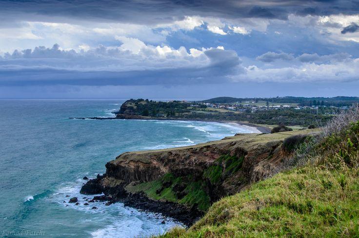 Pat Morton Lookout, Ballina - NSW Australia