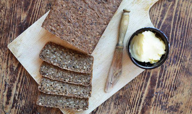 Scandinavian Bread: Hearty Rye Bread