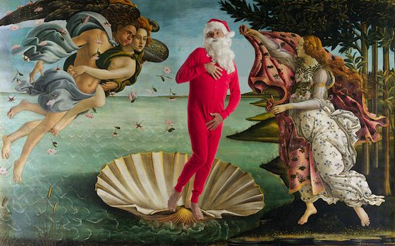 Santa Classics di Ed Wheeler
