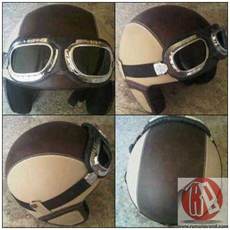 Helm Classic (HC-7) @Rp. 215.000,-   http://rumahbrand.com/helm-kustom/846-helm-classic.html
