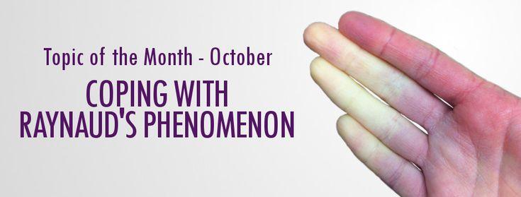Coping with Raynaud's Phenomenon - LUPUS UK