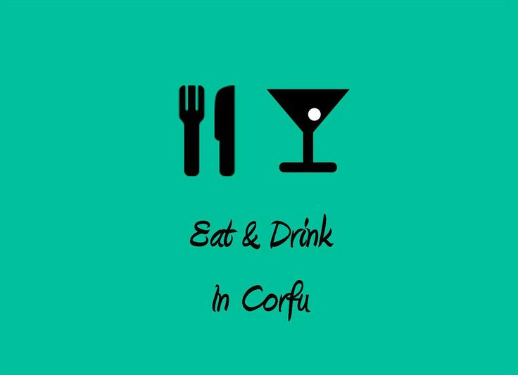 Places to Eat and Drink in Corfu