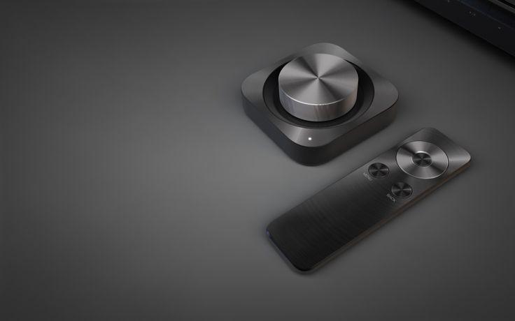 Details we like / remote / Black / Brushed Metal / onsumer electronics / at plllus