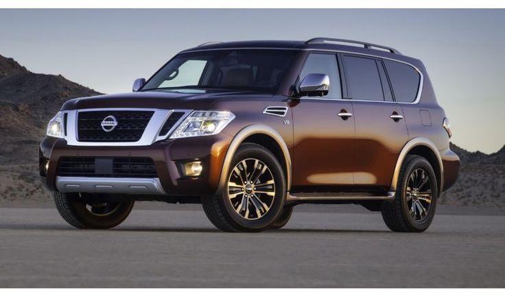 2019 Nissan Armada Design, Price and Engine Specs Rumor - Car Rumor