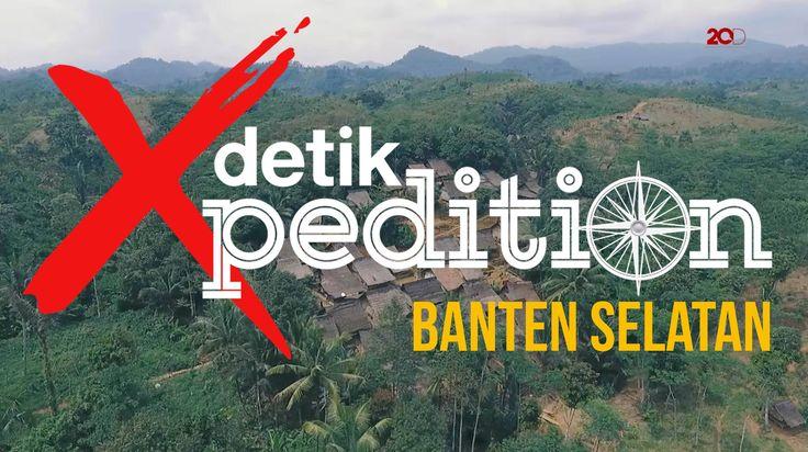 Mei hingga Juni 2017 ini tim detikXpedition menyusuri jalan sepanjang kurang lebih 574 Km ke desa-desa terpencil di Banten. Ekspedisi yang menantang dengan medan sulit dan berat. Memotret kehidupan masyarakat Banten yang belum tersentuh pembangunan. Juga melacak jejak Badak Jawa di Taman Nasional Ujung Kulon. Simak hasil perjalanannya di sini: http://de.tk/VRa3pb