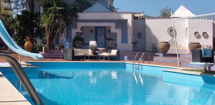 #luxuryvillasicily  Villa Mille e una Notte/Palermo