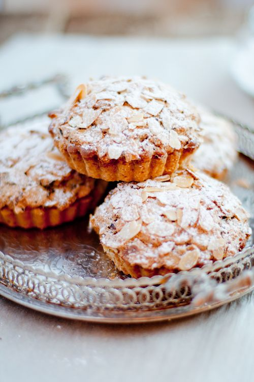 Apple Bretonne Tartlets