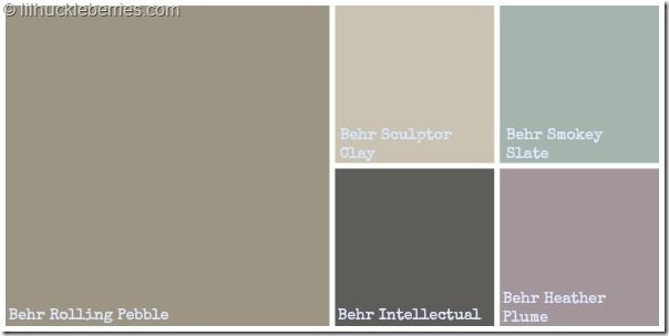 Exterior Paint color schemes to compliment the travertine patio.