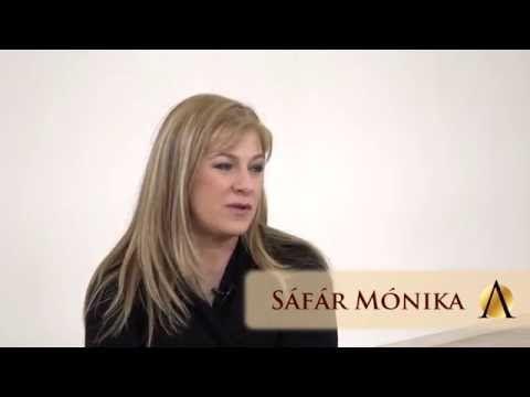 Sáfár Mónika sikertörténete - Anamé Program