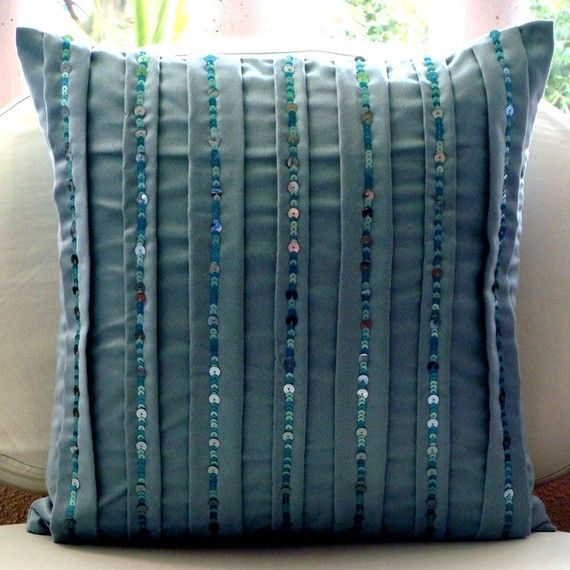 Aquatonic Throw Pillow Covers 20x20 дюймов TheHomeCentric, $ 35.10