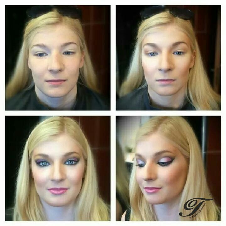 Makeup Before-After
