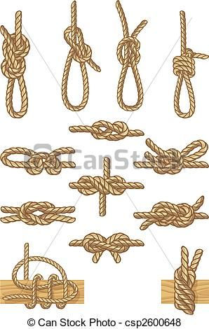 drawings of nautical knots - Google Search