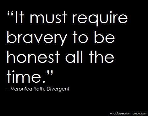 divergent quote candor pinterest to be divergent
