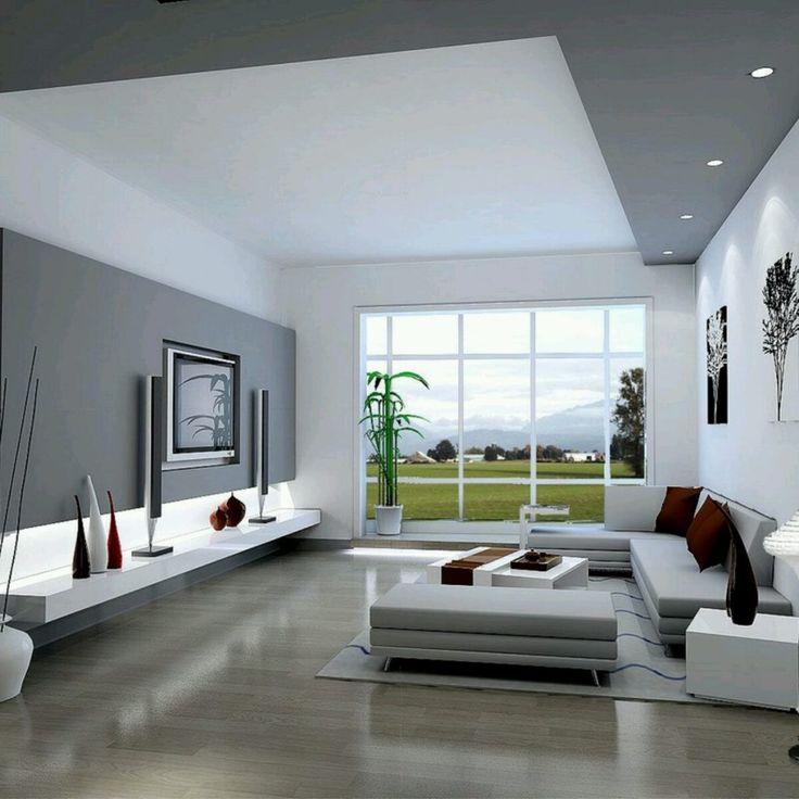 66 besten Tv Walls Bilder auf Pinterest Wohnzimmer, TV-Bank und - moderne raumgestaltung wohnzimmer