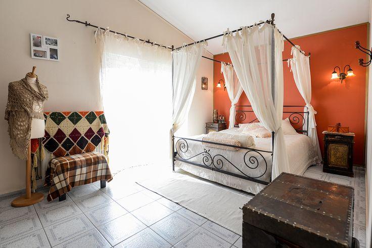 Υπνοδωμάτιο εμπνευσμένο από μια άλλη εποχή. #realestate #efimesitiko #alexandroupoli