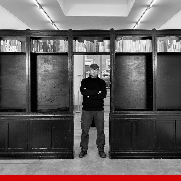 in the hotel San Giorgio - FLAVIO FAVELLI from ARTREWIND #1 project © Giovanni De Angelis #artrewind #art #giovannideangelis #flaviofavelli