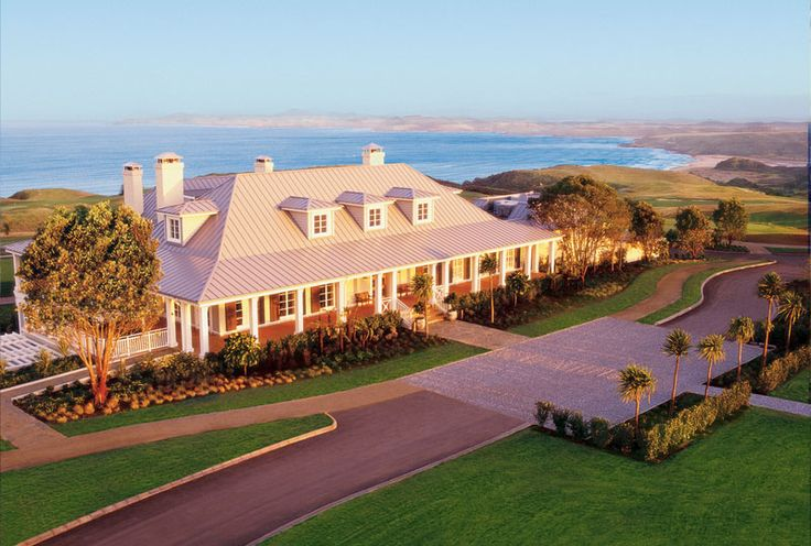 Kauri Cliffs, New Zealand - a great destination to have your next corporate event.