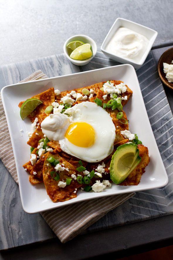 Chilaquiles Recipe | aidamollenkamp.com | #pairswellwithfood Cinco de Mayo