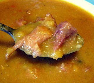 French Canadian Pea Soup (soupe aux pois)