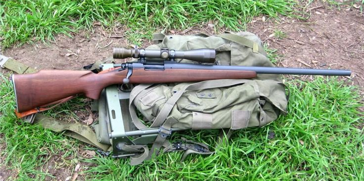 M40 Cal .308 Winchester