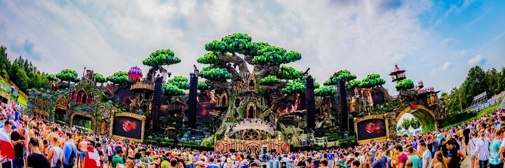tomorrowland stage - Cerca con Google